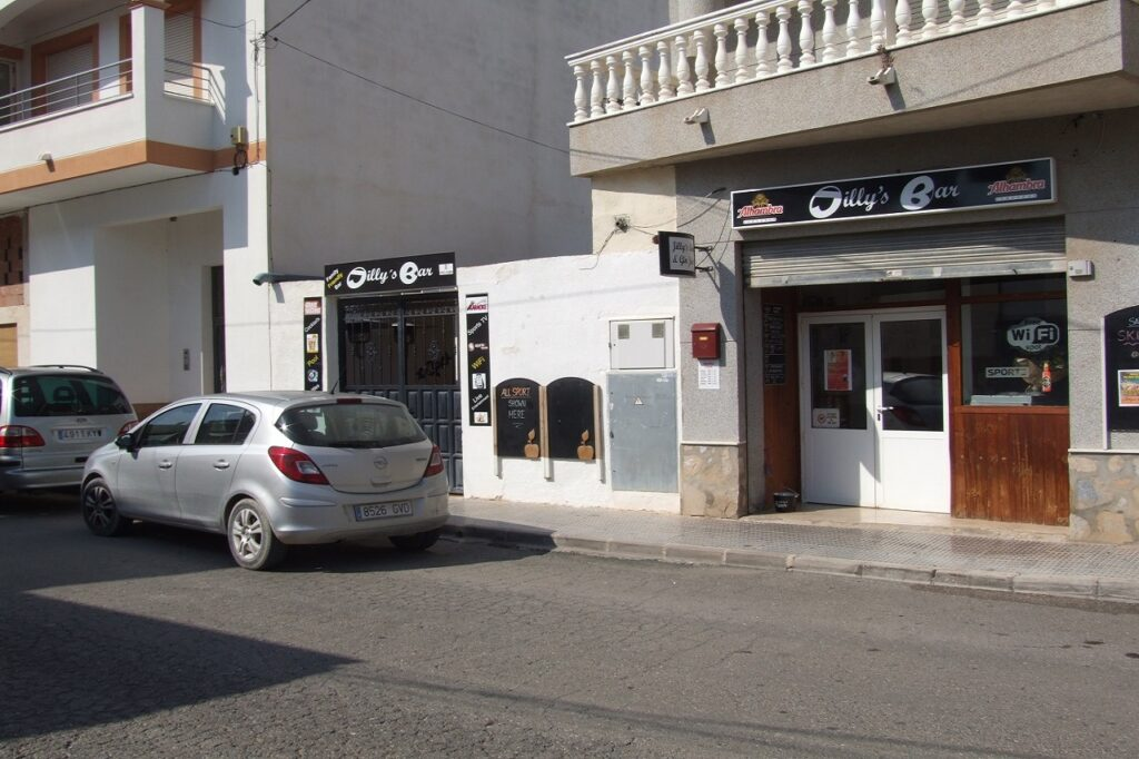 Bar Algorfa