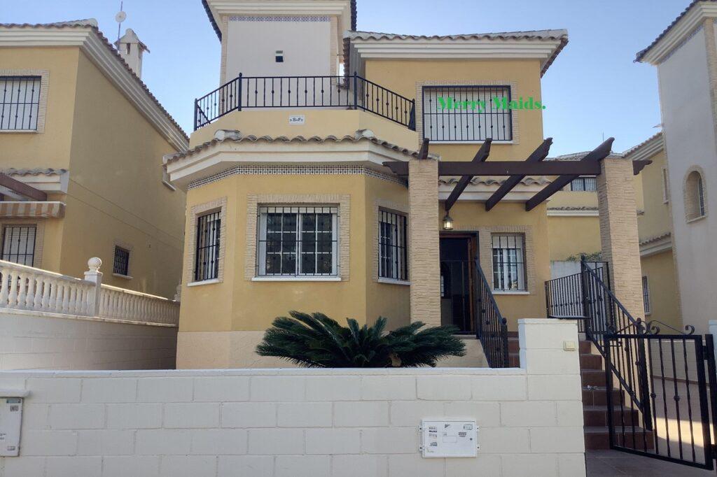 LO CRISPIN. Villa