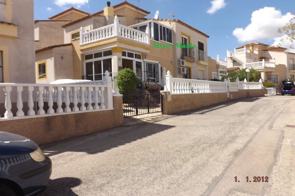 Montemar, Algorfa, TOWNHOUSE