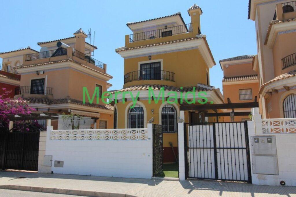 La Herrada Villa.